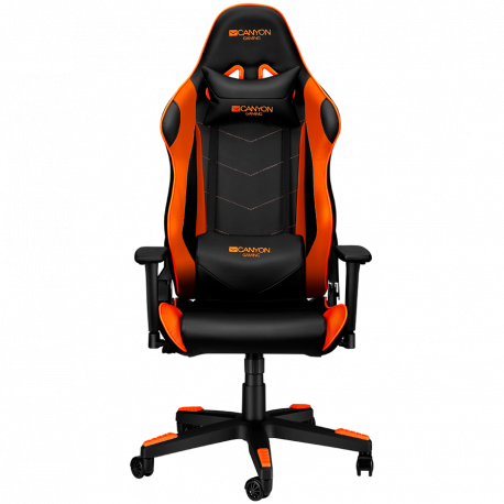 Gaming chair PU leather Original foam and Cold molded foam Metal Frame Butterfly mechanism 90-165