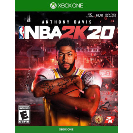 Xbox One NBA 2K20 STANDARD EDITION