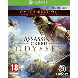 Xbox One Assassin's Creed Odyssey Omega Deluxe Edition