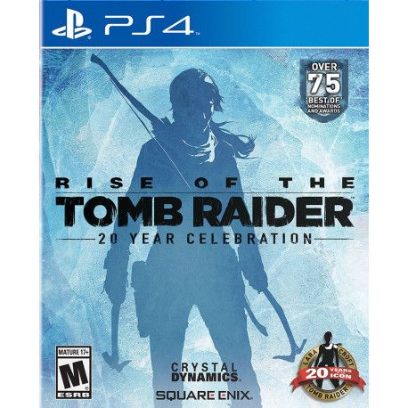 PS4 Rise of the Tomb Raider 20th Anniverssary