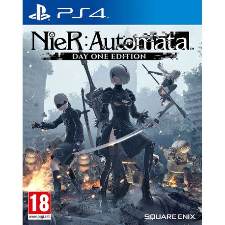 PS4 Nier Automata Standard Edition