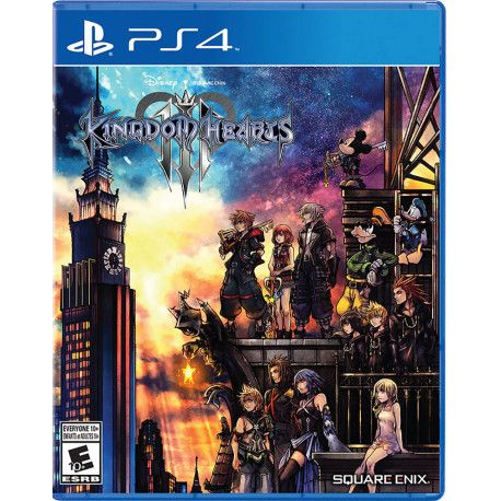 PS4 Kingdom Hearts III Standard Edition
