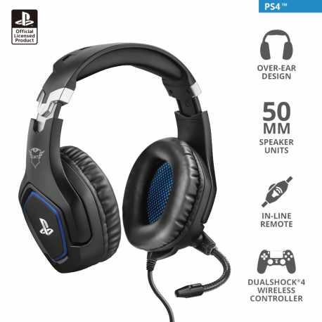 Trust GXT 488 Forze PS4 Gaming