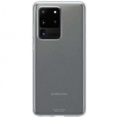 Samsung Galaxy S20 Ultra Hard-Cover Clear Cover transparent