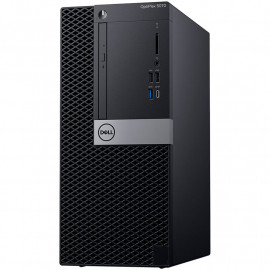 Računar Dell OptiPlex 5070 MT, Intel Core i7-9700, 8GB, 256GB