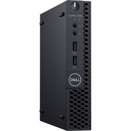 Računar Dell OptiPlex 3070 MFF, Intel Core i3-9100T, 8GB, 256GB