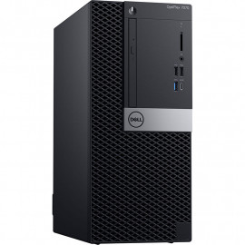 Računar Dell OptiPlex 7070 MT, Intel Core i7-9700, 8GB, 256 SSD