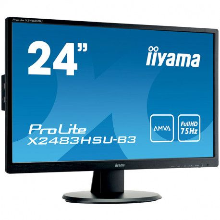 "Monitor Iiyama Prolite, 24"", Full HD"