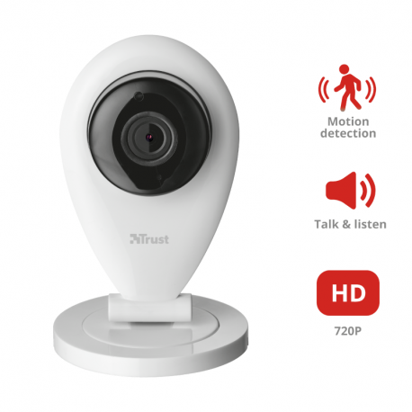 Irus WiFi IP Camera