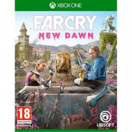 Xbox Far Cry New Dawn Standard Edtion