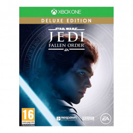 Xbox One STAR WARS: JEDI FALLEN ORDER DELUXE EDITION