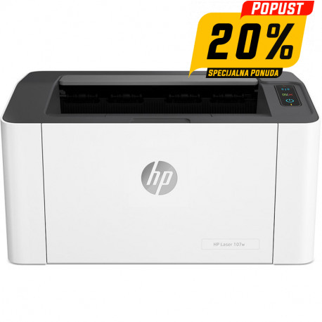 Printer laserski HP 107w