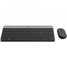 Tatatura i miš LOGITECH Slim Wireless MK470