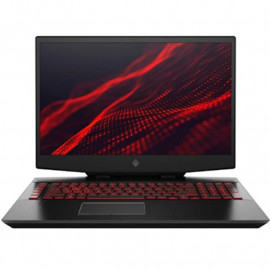 Gaming laptop HP 17-cb0010nm, 17.3 FHD, Intel i7-9750H, 8GB, 256GB + 1TB, Nvidia GeForce GTX 1660Ti 6GB
