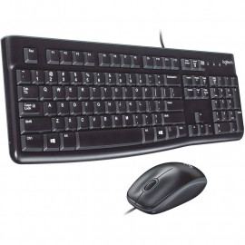 Desktop set Logitech MK120