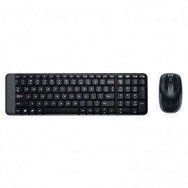 Desktop set Logitech Wireless MK220