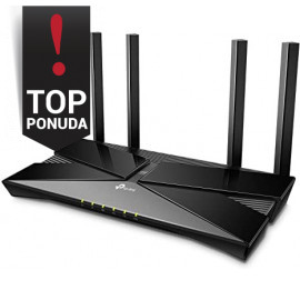 Router TP-Link AX3000 Wi-Fi 6 Dual-Core