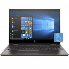 Laptop HP Spectre x360 15-df1025na, Touch 15.6 FHD, Intel Core i7-10510U, 16GB, 512GB