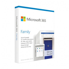 Microsoft Family M365 MAC WIN Eng 1Yr