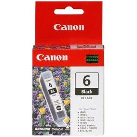 Canon cartridge BCI-6 black