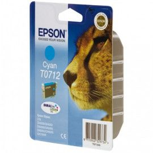 Ketridž Epson T071240B0 za D78/SX4050 cyan