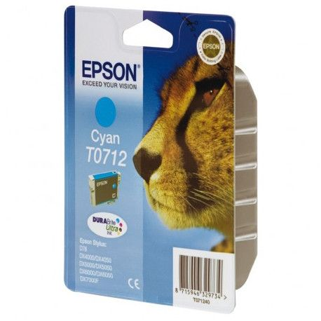 Epson cartridge T071240B0 za D78/SX4050 cyan