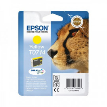 Ketridž Epson T071440B0 za D78/SX4050 Žuti
