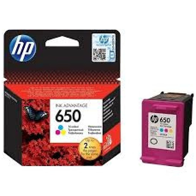 HP Cartridge CZ102AE No.650 Color