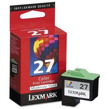 Lexmark Cartridge 010N0227E Color No.27