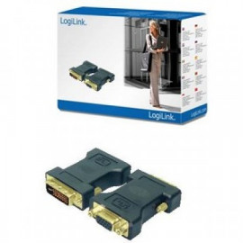 LogiLink DVI-I to VGA M/F Adapter AD0001