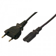 LogiLink Napojni kabl 1,80m dvožilni CP092