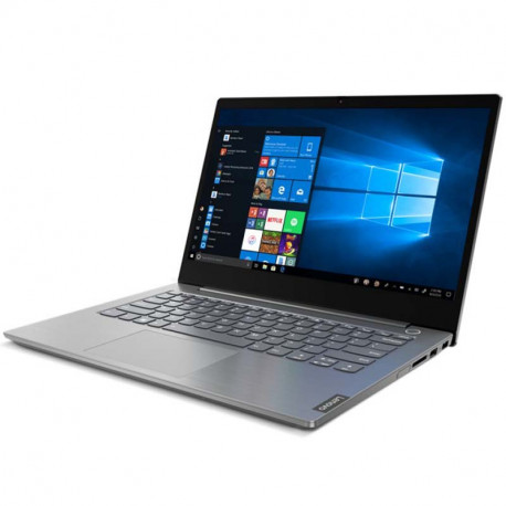 Laptop Lenovo ThinkBook 14-IIL 14'' FHD (1920x1080) IPS AG i5-1035G1 8GB DDR4 256GB SSD