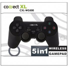 Connect XL Gamepad wireless, 5u1