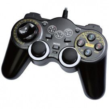 Gamepad Connect XL za PC sa vibracijom Double Shock