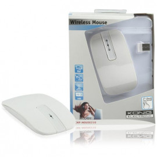 Bežični miš Konig - Bijeli