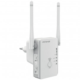 Wireless N AP/Router/Repeater Amiko Home 300Mbps, 20dBm, 2.4 GHz - WR-522