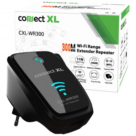 Connect XL Wireless-N Extender-Repeater