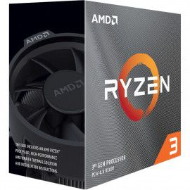 Procesor AMD Ryzen 3 3100 AM4 BOX