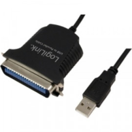 USB to Parallel LogiLink centronics adapter cable