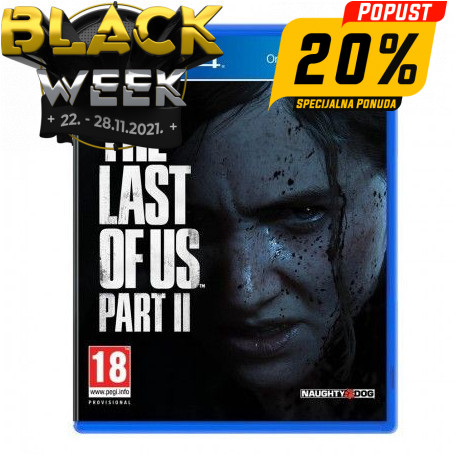 The Last of Us 2 Standard Edition /PS4