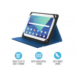 "Futrola za tablet 10"" Primo folio plavi"