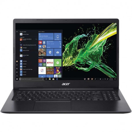 "Laptop Acer Aspire 3 A315-22, 15.6"" FHD, AMD Dual-Core A9-9420, 4GB, 256 GB SSD"