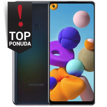 Mobitel Samsung A21s SM-A217FZKNEUF Crna,