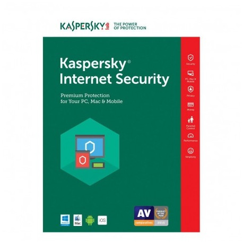Kaspersky Internet Security 3user/1year