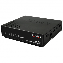REDLINE 5-portni mrežni switch
