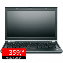 "Laptop Lenovo ThinkPad X230, 12.5"" HD, Intel i5-3320M, SSD 120GB"
