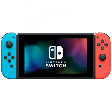 Konzola Nintendo Switch V2 Neon Red + Neon Blue Joy-Con
