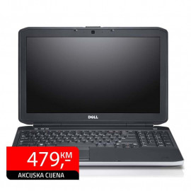 "Laptop Dell Latitude E5530, 15.6"", Intel i7-3632QM"