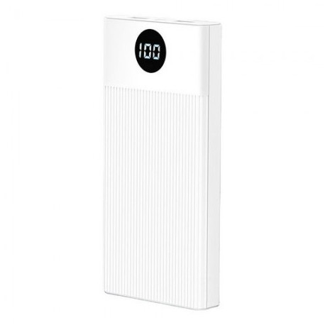 XO Mobile Power Bank 12000mAh PB93 White
