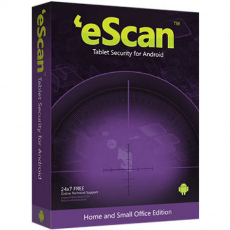 eScan tab.Security for Android